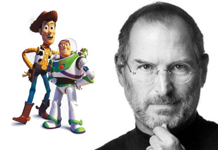 Un poster Pixar autografato da Steve Jobs andrà all'asta