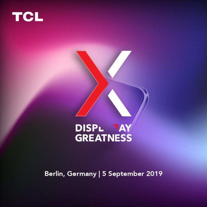 Ad IFA 2019 TCL con la sua nuova serie di smartphone