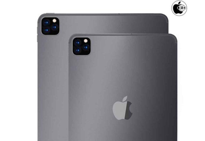 A ottobre un iPad con tripla fotocamera?