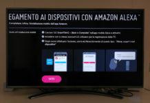 Ecco come funziona Alexa con le TV LG SmartThinQ: domotica in salotto