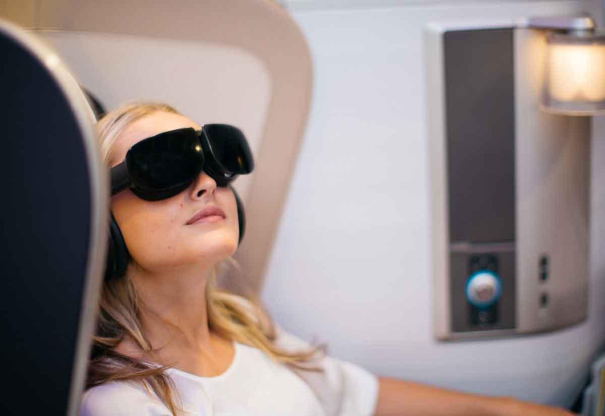 British Airways sperimenta la Realtà Virtuale per l'intrattenimento a bordo