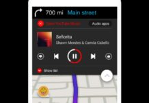 Waze integra YouTube Music