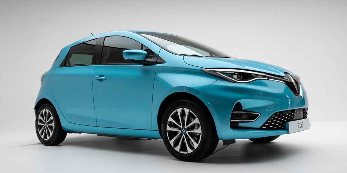 La nuova Renault Zoe arriverà prima della fine dell'anno