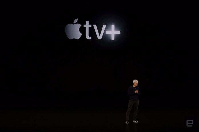 Apple TV+ arriva il 1 Novembre a 4,99 dollari al mese