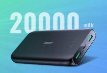 Batteria per iPhone 11/Pro/Max con USB-C 18W e 20.000 mAh: per poche ore a 22,49 euro