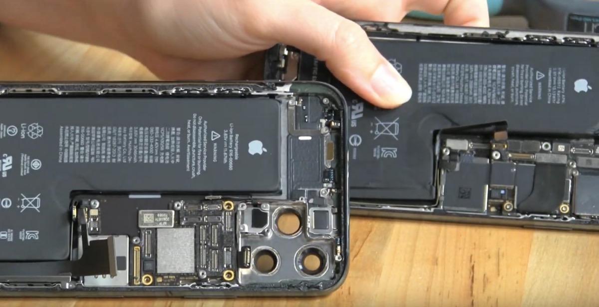 iFixit smonta iPhone 11 Pro in diretta su YouTube