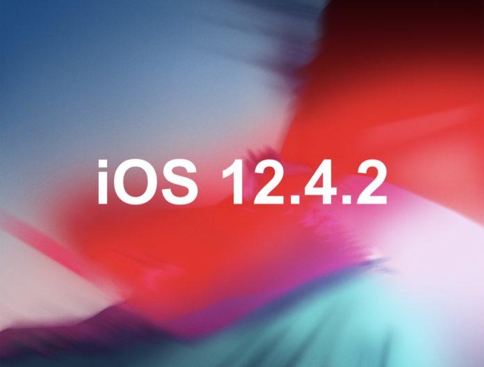 Apple rilascia iOS 12.4.2 per i dispositivi che non supportano iOS 13 e iPadOS