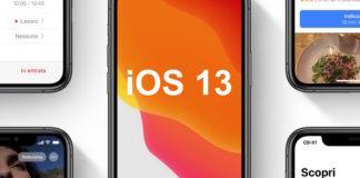 iOS 13 è ora disponibile al download per tutti gli utenti iPhone