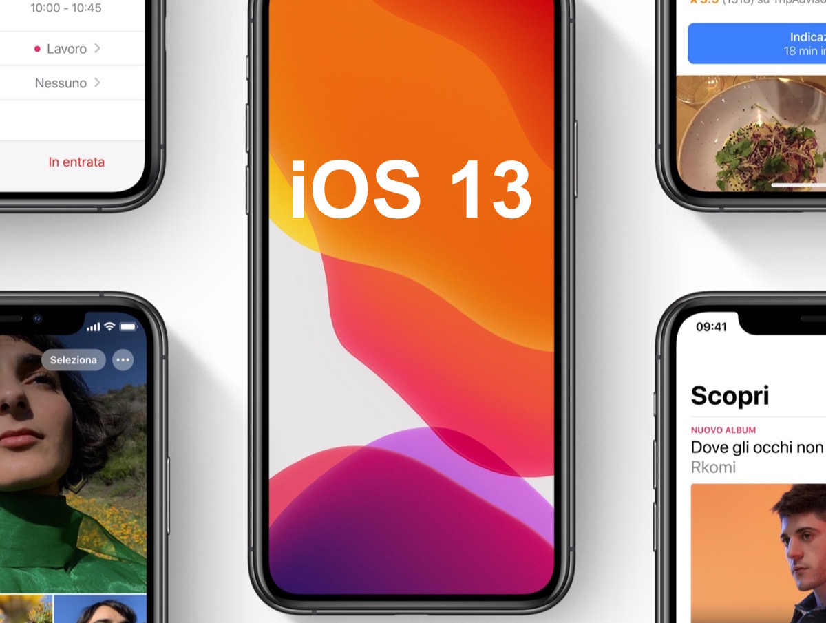 iOS 13 è ora disponibile al download per tutti gli utenti iPhone