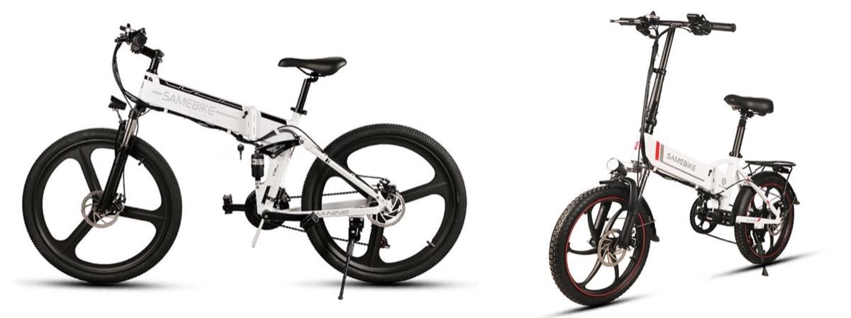 Biciclette elettriche SAMEBIKE