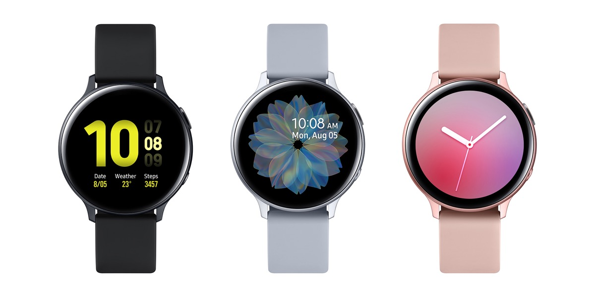 Samsung Galaxy Watch Active2 è arrivato in Italia