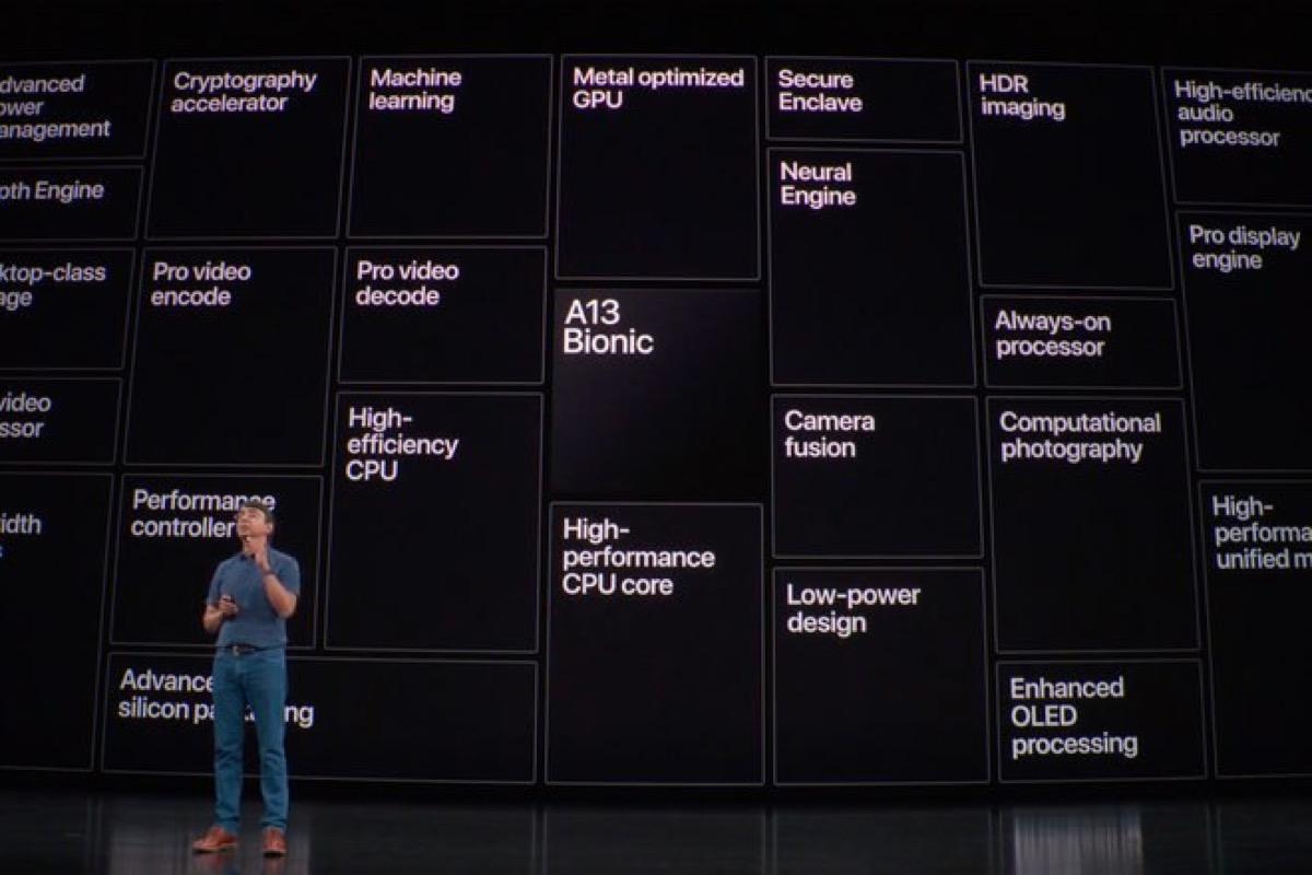Ecco come fa il chip A13 Bionic di Apple a prolungare l'autonomia degli iPhone