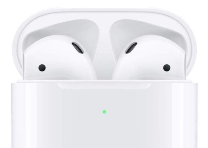 AirPods 2 con custodia di ricarica wireless in sconto a soli 163,92 euro