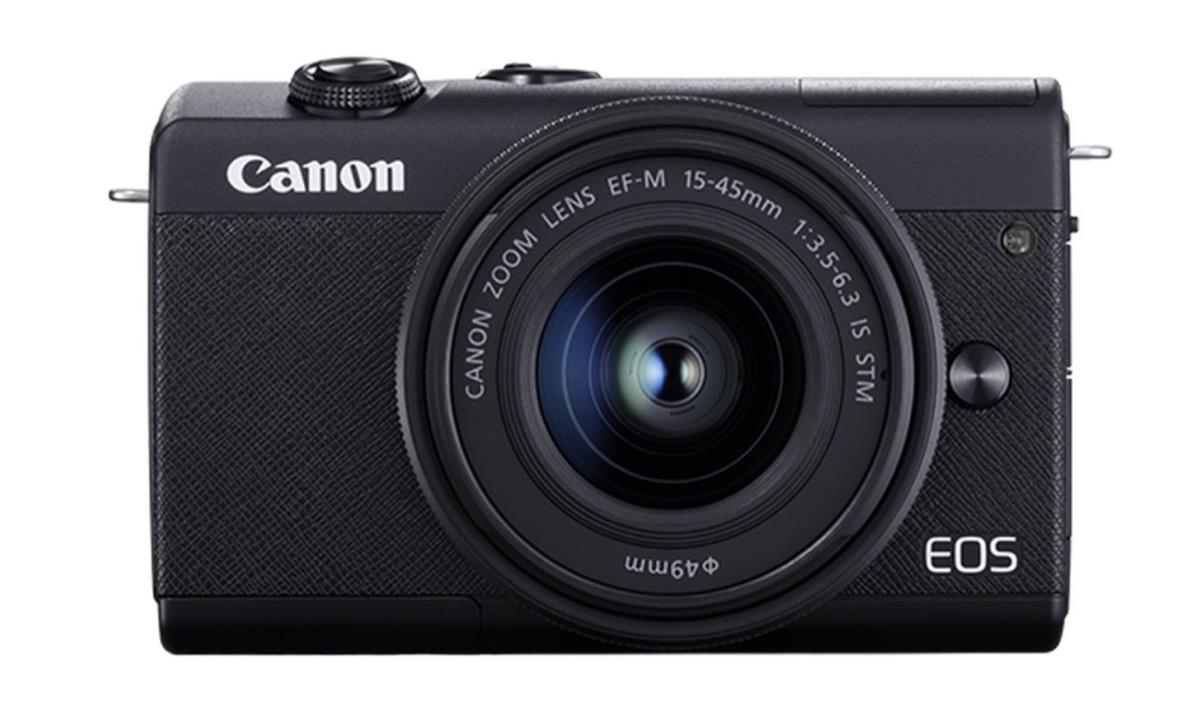 Canon EOS M200 unisce la qualità DSLR alla praticità di uno smartphone