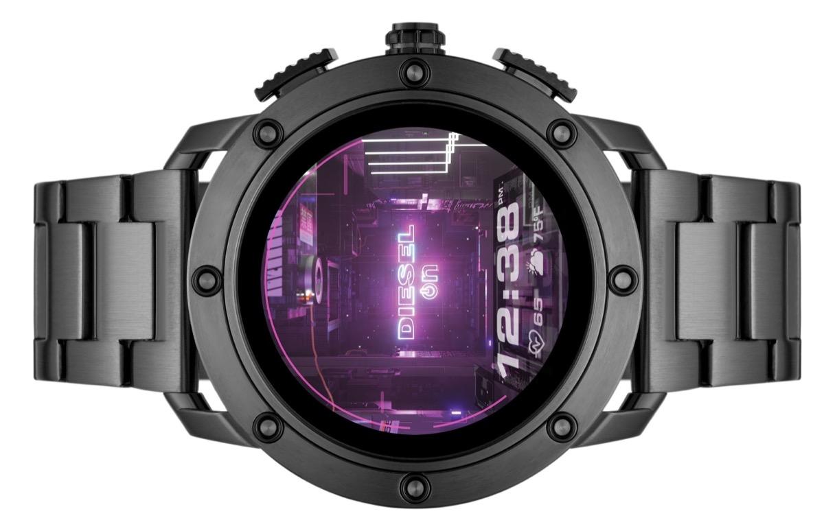 Diesel Axial, lo smartwatch ispirato al Brutalismo ad IFA 2019