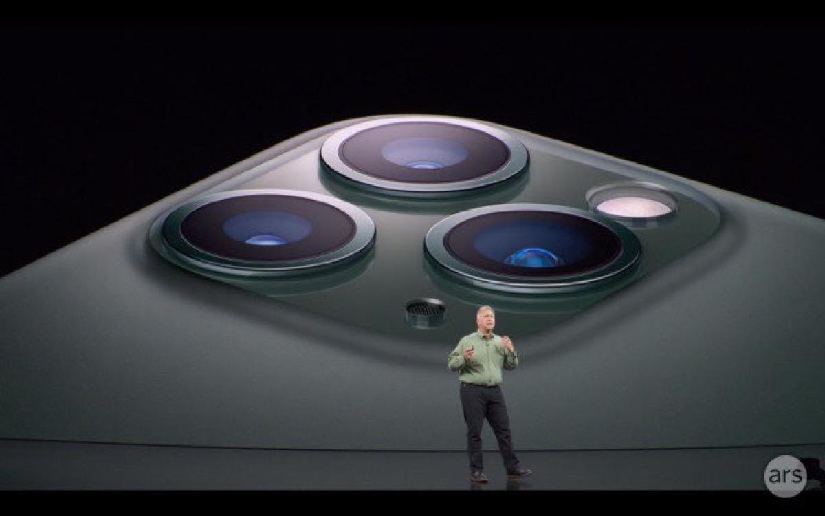"""Ecco iPhone 11 Pro, lo smartphone che Apple ha costruito «Per i """"pro""""»"""