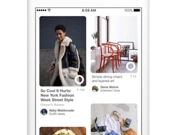 Pinterest è quasi umano: con la ricerca visiva riconosce più di 2,5 miliardi di oggetti