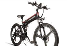 Biciclette elettriche SAMEBIKE, dimensioni standard e da viaggio, in sconto su Ebay