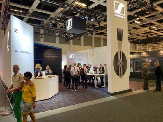 Sennheiser svela tre nuove cuffie a IFA 2019