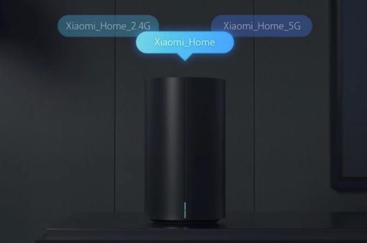 Xiaomi Mi Router AC2100, il WiFi di casa che sembra un Mac Pro