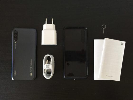 Unboxing Xiaomi Mi A3, primo contatto con il miglior Android One del momento