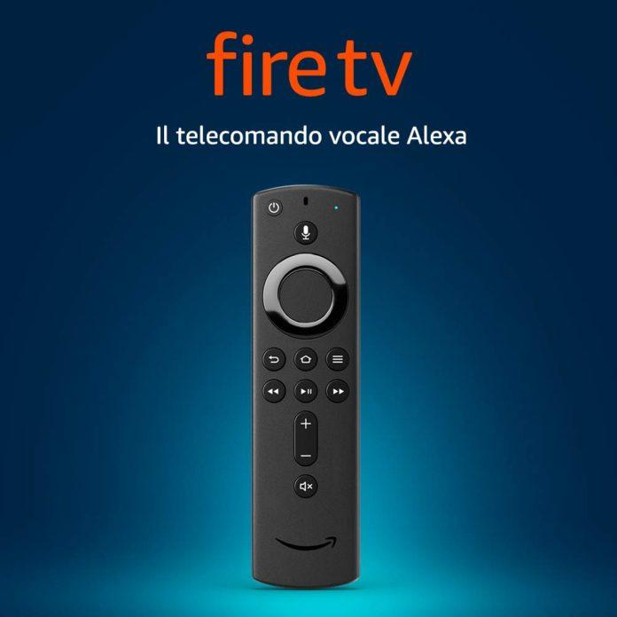 Il Telecomando vocale Alexa è a metà prezzo su Amazon