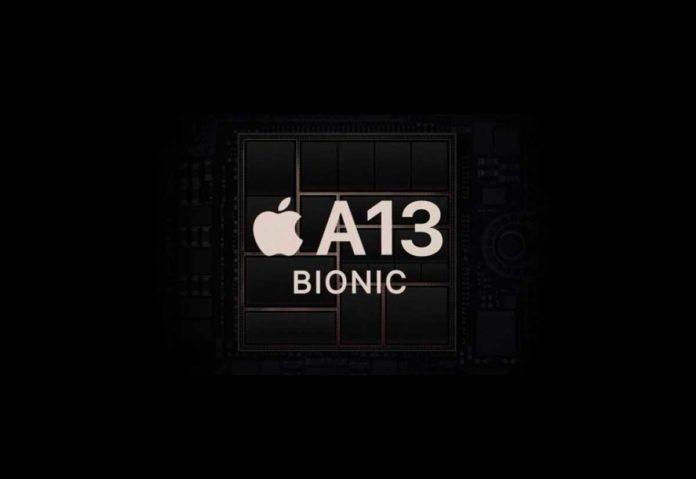 Le performance per watt del nuovo A13 Bionic di Apple merito anche del machine learning