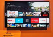 Amazon Fire TV Stick ora è 4K, aggiunge telecomando vocale, interfaccia a video e associa Amazon Echo