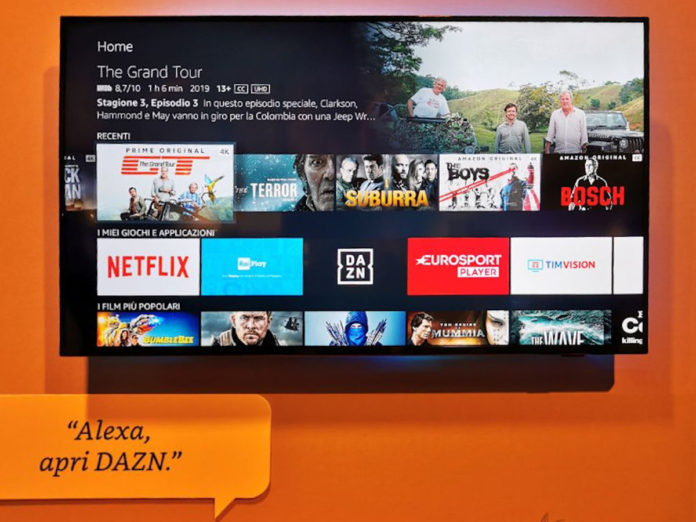 Amazon Fire TV Stick ora è 4K, aggiunge telecomando vocale, interfaccia a video e associa Amazon Echo