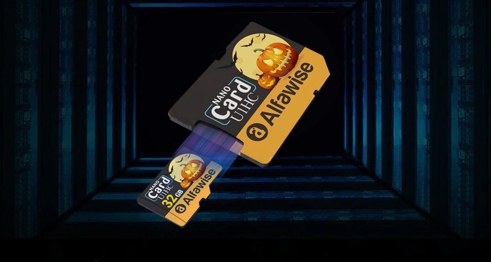 Scheda SD con adattatore 2 in 1 da 64 GB classe U3 in offerta a soli 8 € con coupon