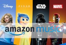 Le colonne sonore dei film Disney, Marvel e Star Wars arrivano su Amazon Music