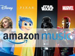 Le colonne sonore dei film Disney, Marvel e Star Wars arrivano su Amazon Music