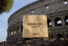 Amazon Prime Now a Roma espande il catalogo dei prodotti con consegne super rapide