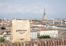 Amazon Prime Now sbarca a Torino per consegne entro due ore
