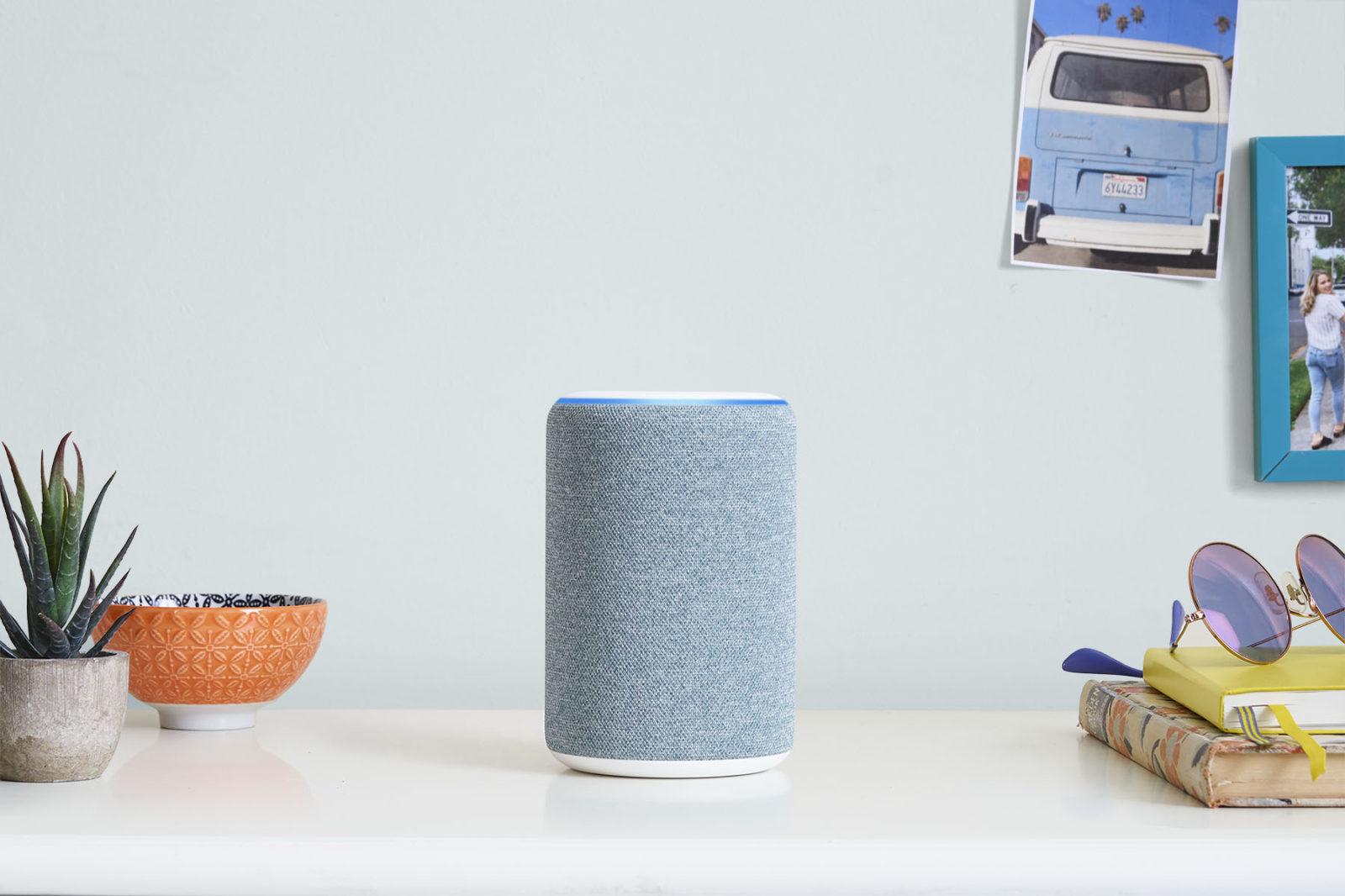Niente più scuse per evitare Alexa: ecco i nuovi Amazon Echo, Echo Flex e Echo Studio con Dolby Atmos