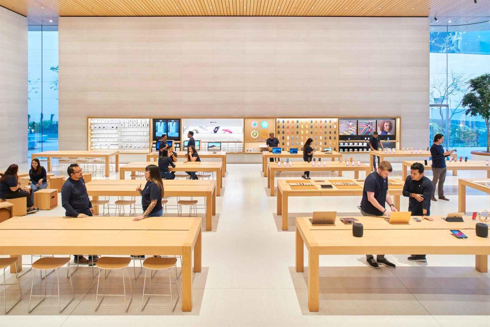 Apple Antara aprirà venerdì a Città del Messico