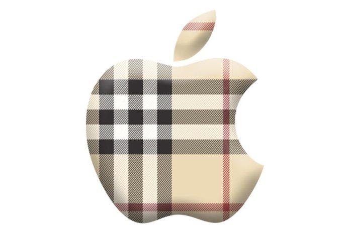 Apple e Burberry collaborano per la messaggistica personalizzata
