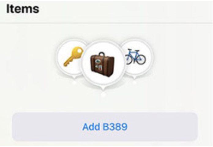 Items è il tab segreto in Dov'è iOS 13 per trovare tutto con gli Apple Tags