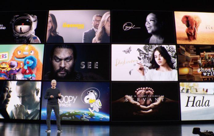 Apple contro Goldman Sachs «Apple TV+ non avrà un impatto negativo sui risultati finanziari»