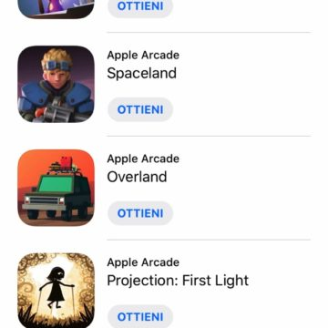 Con iOS 13 arriva Apple Arcade su iPhone