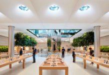 Riapre lo store Apple Fifth Avenue di New York
