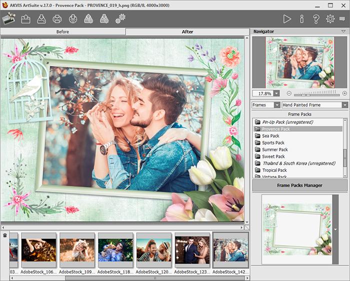 Nuovi effetti alle foto con Akvis ArtSuite 17 per Mac e PC