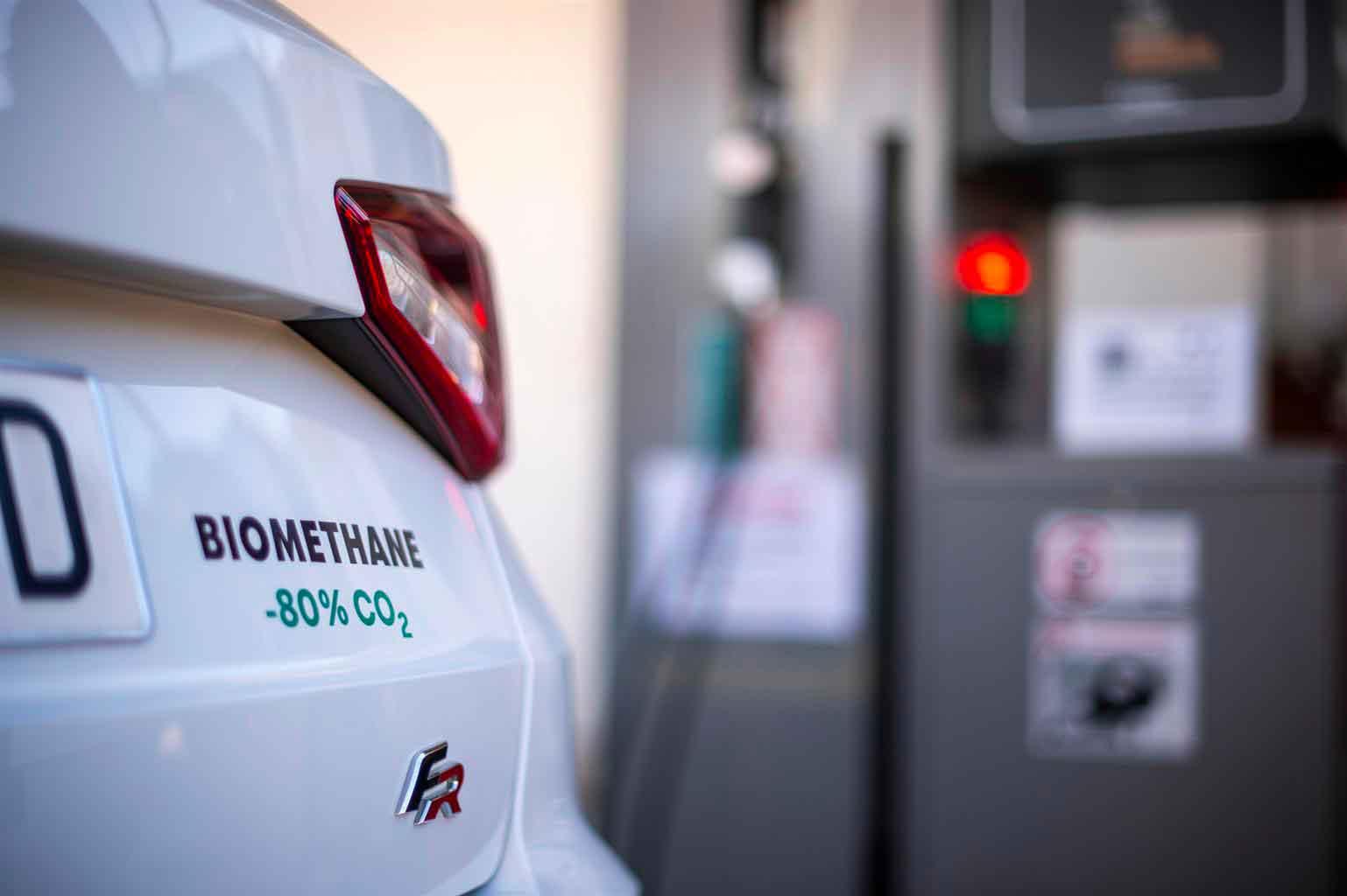 SEAT partecipa a un nuovo progetto europeo sul biometano a partire dai rifiuti