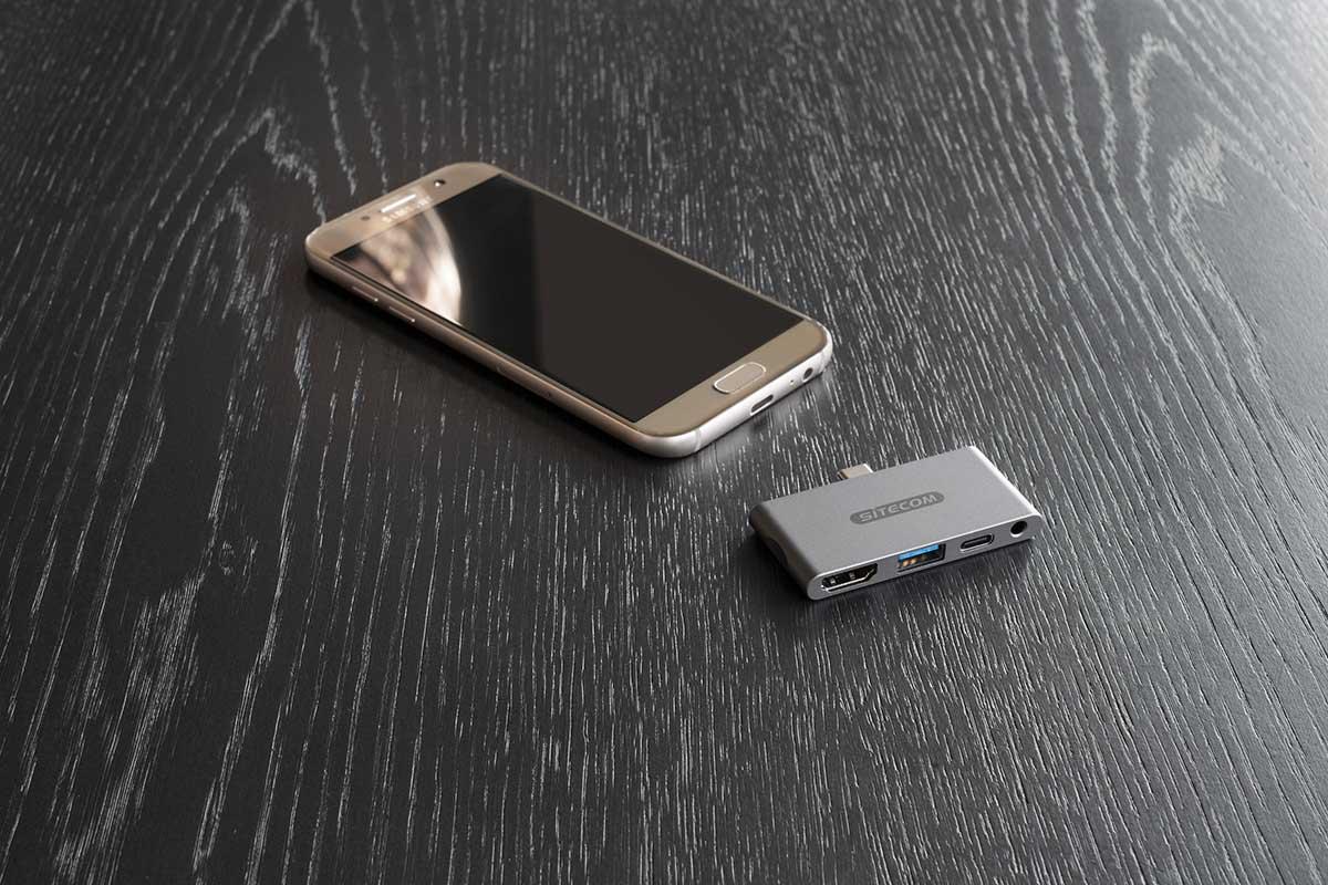 Sitecom, i nuovi dock e adattatori USB-C presentati all'IFA di Berlino