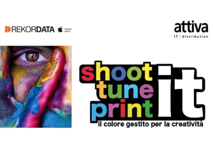 I brand top della comunicazione visiva si ritrovano a Padova l'8 ottobre per COLOR.IT
