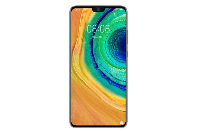 Huawei Mate 30 Pro, Mate 30 e 30 Lite in foto