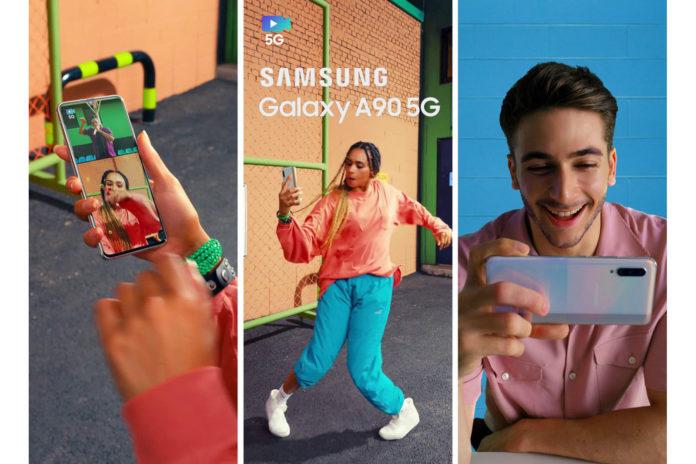 Galaxy A90 potrebbe essere il primo smartphone 5G low cost
