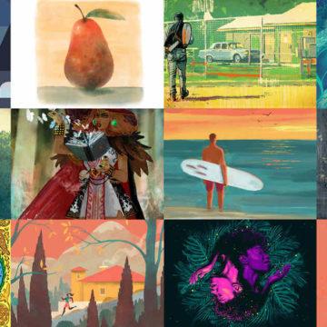 Disponibile Adobe Fresco, l'app per disegnare e colorare su iPad come con pennello, carta e tela