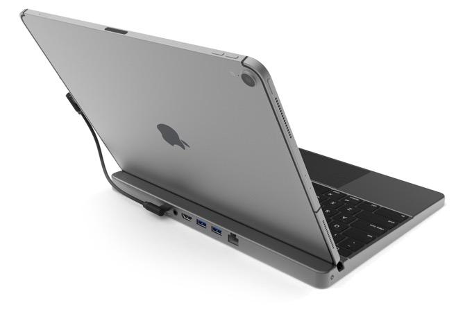 DoBox Pro, come trasformare iPad Pro in un notebook