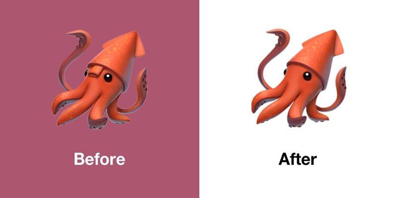 iOS 13 aggiorna alcune emoji e corregge gli errori di anatomia degli animali